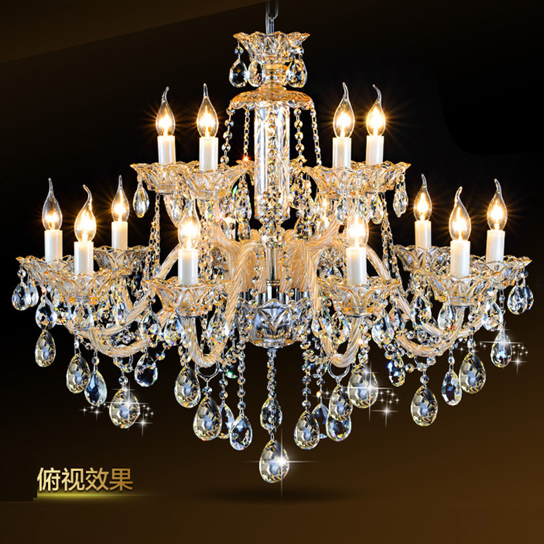 Star hotel milk white crystal chandelier 15 arms antique candle star hotel milk white crystal chandelier 15 arms antique candle chandeliers vintage chandelier living room bedroom chandeliers in chandeliers from lights aloadofball Images