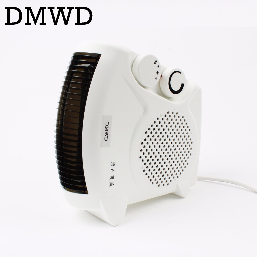 Multifunction Warm & Cool Air Blower Household portable Infrared Electric Heater warmer cooler desk Conditioning cooling fan EU warm air blower heating elements fan heater electric heat pipe warming air machine tubular element unit heater parts