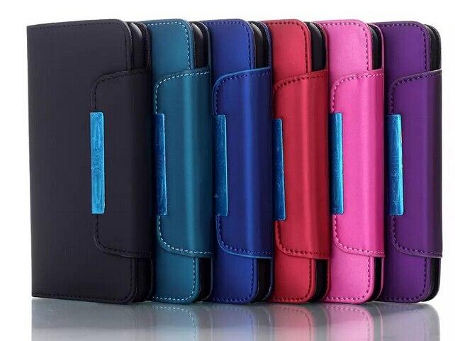 imágenes para Cubierta, flip diseño para el iphone 6 4.7 pulgadas, caja de la carpeta para el iphone 6