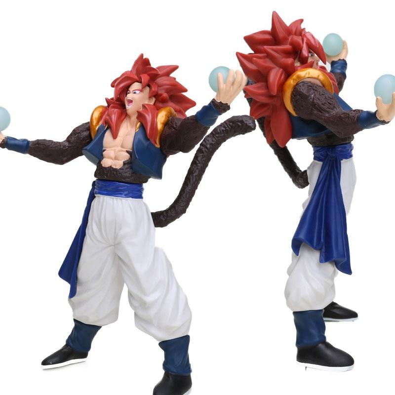 Dragon Ball Z GT Super Saiyan 4 Gogeta Action Figure | 26cm