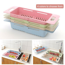 Storage Basket Drain Holder Wheat Straw 4 Colors Rack Organizer Kitchen Dishes Baskets Shelf