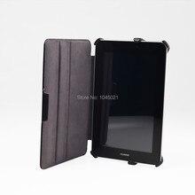 2016 nueva tela original tablet case para huawei mediapad 7 youth con precio al por mayor de la pu de cuero protectora shell + envío libre