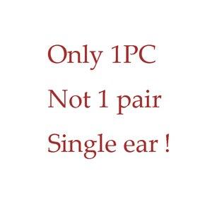 1 шт., Мужской Магнитный Набор шпилек для ушей, непирсинг, серьги, искусственный подарок для влюбленных