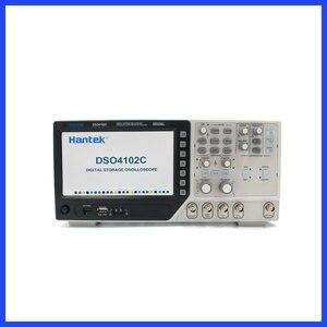 Image 1 - Цифровой мультиметр Hantek DSO4102C, Осциллограф USB 100 МГц, 2 канала, ЖК дисплей, осциллограф, генератор сигналов
