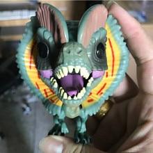 FUNKO POP Original Jurásico mundo 2-dragón de doble corona-figura de Acción Pirata dragón colección muñeca de mano Fans de la película modelo estrella