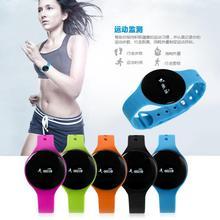 Smartband Smart Band Bracelet Bluetooth 4.0 Health Fitness Tracker Sports Sleep Monitor OLED Screen Wristband For IOS Android