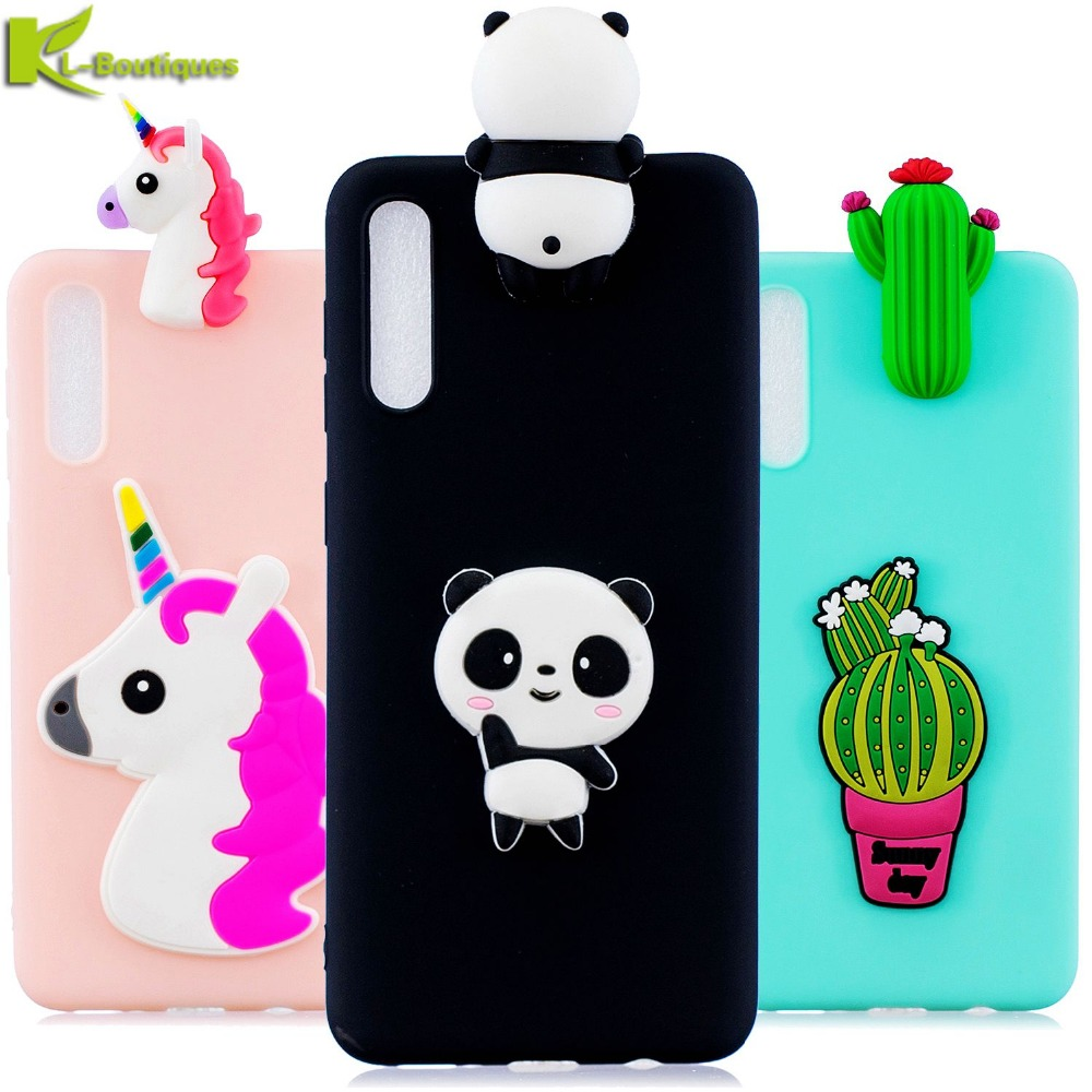 Phone <font><b>Cases</b></font> sFor Coque <font><b>Samsung</b></font> <font><b>Galaxy</b></font> <font><b>A70</b></font> <font><b>Case</b></font> <font><b>Cute</b></font> Cartoon 3D DIY Panda Bear Doll Toy Cover for <font><b>Samsung</b></font> <font><b>A70</b></font> A 70 Soft <font><b>Case</b></font> Etui image