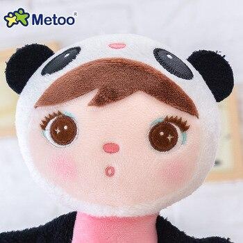 Мини кукла Metoo 3