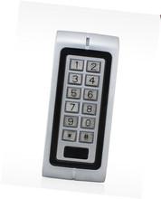125 KHz EM karty odporne na wandalizm metalowa obudowa zewnętrzna inteligentny kontroler dostępu do systemu kontroli dostępu do drzwi tanie tanio new landing