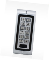 125KHz EM card Vandal proof Metal Case Outdoor Smart Access Controller Door Access Control System