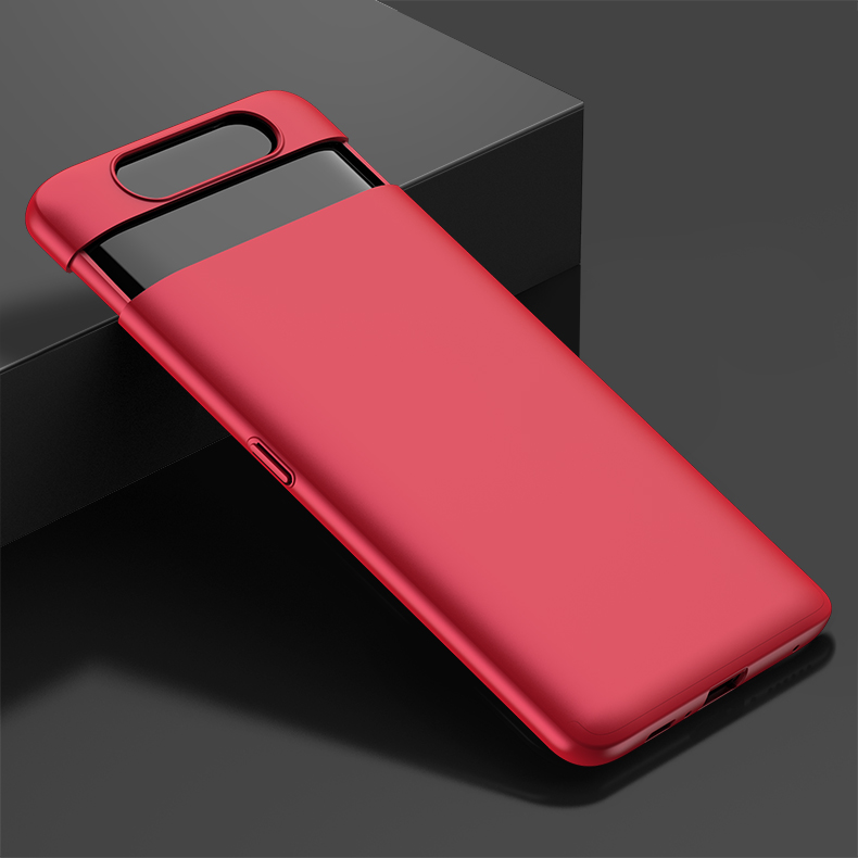 HTB1H47JXMaH3KVjSZFpq6zhKpXa2 For Samsung Galaxy A80 Case Hard Hybrid PC 360 Full Body Protective Back Cover for Samsung Galaxy A80 Phone Case Fundas Coque