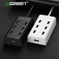 Ugreen 7 Port USB 2 0 HUB High Speed 480Mbps HUB USB Splitter With Micro USB