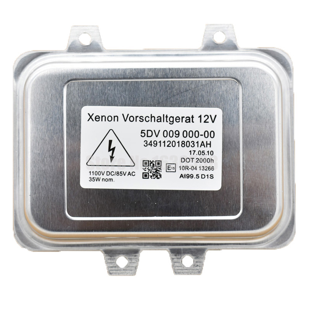 Image 1 - NEW Xenon Headlight BALLAST 5DV 009 000 00 5DV009000 00 5DV00900000-in Car Light Accessories from Automobiles & Motorcycles