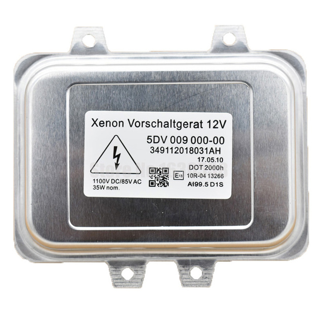 ใหม่ Xenon ไฟหน้า 5DV 009 000 00 5DV009000 00 5DV00900000