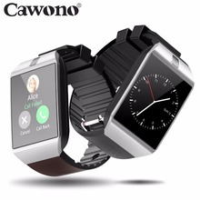 Cawono Bluetooth Smart Watch Smartwatch DZ09 Android Phone Call Relogio 2G GSM SIM TF Card Camera for iPhone Android VS A1 GT08 cawono bluetooth g12 smart watch with camera smartwatch tf sim card for iphone samsung htc lg huawei android phones pk dz09 a1