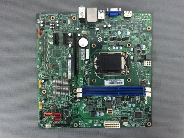 LENOVO ThinkCentre E73 IH81M VER:10 Desktop Motherboard 03T7161 00KT254in Motherboards from