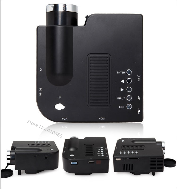GM40 Projector 7