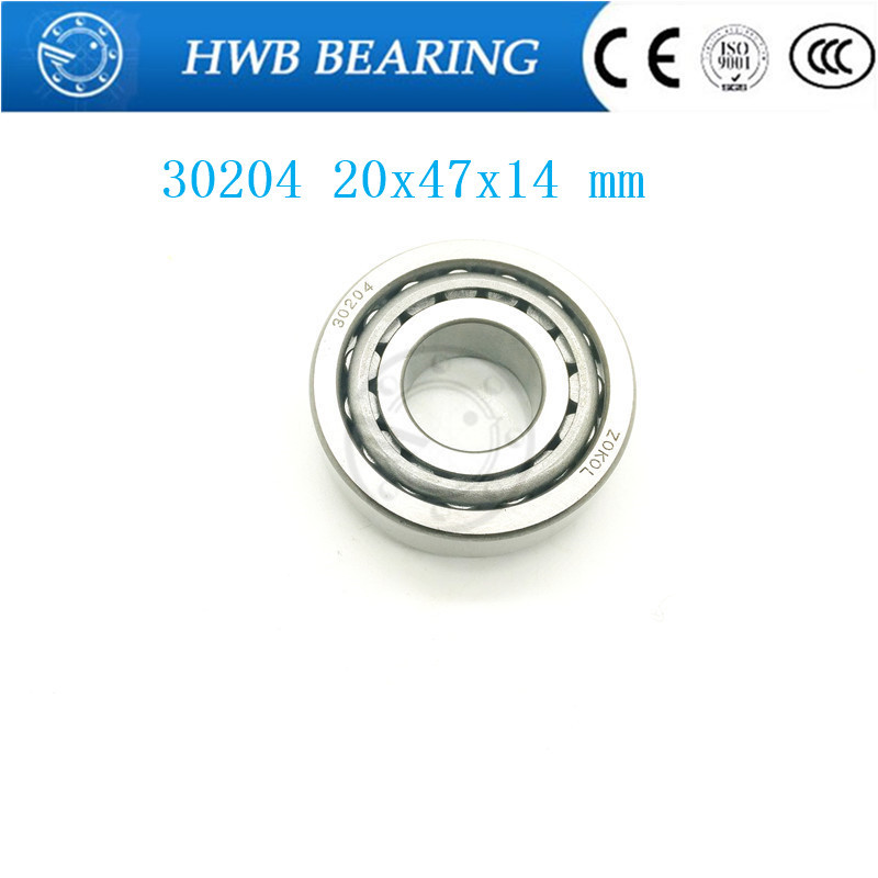 Free Shipping Taper Roller bearing 30204 20x47x14 mm Tapered roller bearings, single row 20x47x14mm ladies hooded nib fountain or roller ball pens 24pcs lot jinhao1300 the bes gifts free shipping