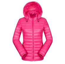 Women Ultra Light Down Jacket Hooded Winter Jacket Women Portable Parka Female Jackets casaco de inverno parkas mujer