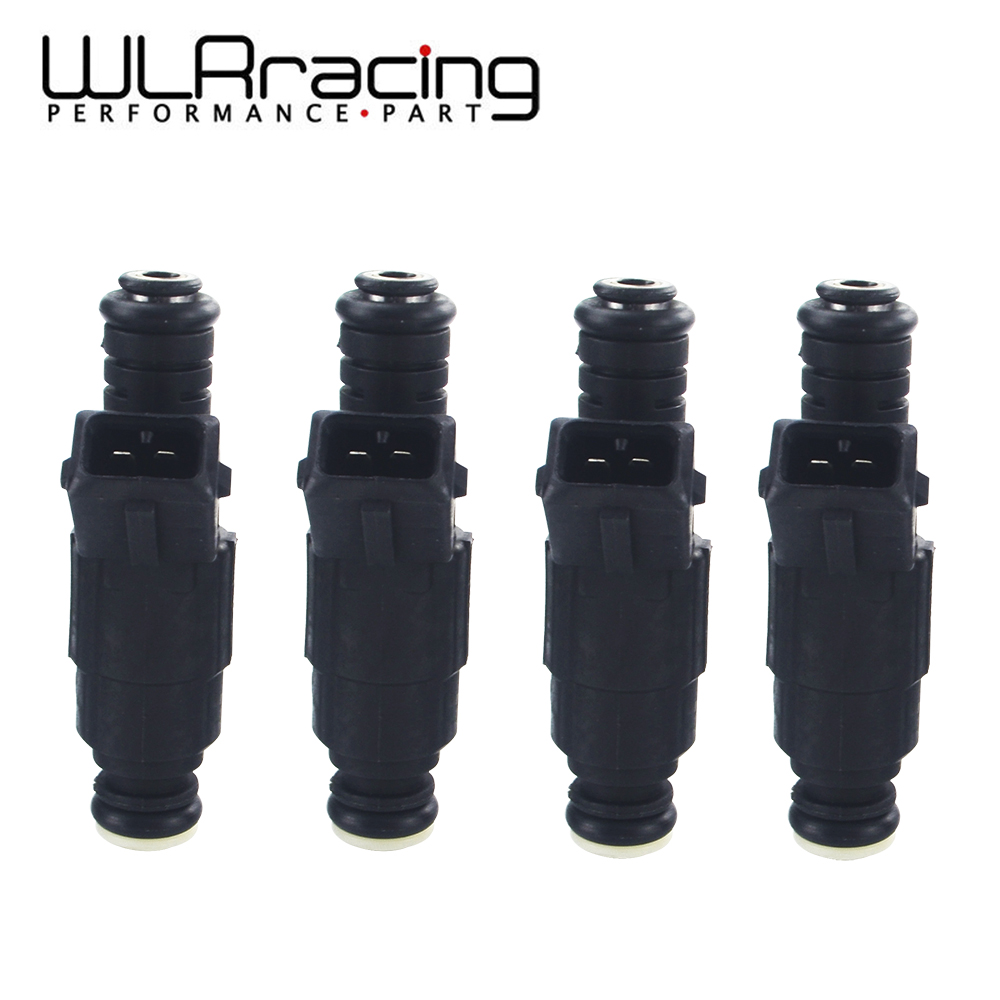 4 Pcs High Flow 850CC Fuel Injector GT850 Type Long for high performance for racing cars