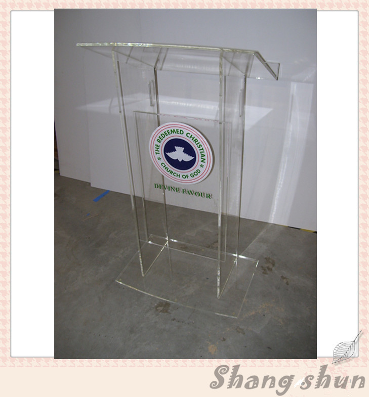 Newly Design Clear Pulpits, Podiums, Lectern economic newly design 2 4mx1 2mx3cm cheap gymnastic mats