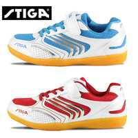 kids sneakers Spring 2019 breathable PU mesh tennis shoes kids indoor outdoor skid proof portable professional training shoes