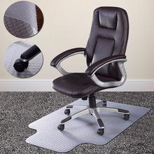 Lip chair mat Wooden floor protection mats Office carpet pvc Non-slip with nail Thicker transparent