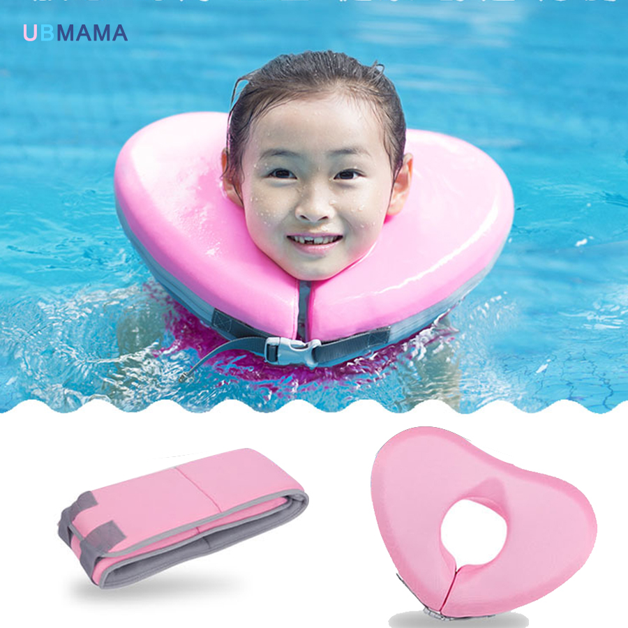 Super Big Buoyancy EPE Solid Foam Underarm Life Buoy E Children's Collar Belt Learning Swimming Equipment Children's Suit