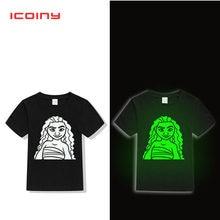 8451559a972a2 Garçons Filles Lumineux t-shirts manches courtes Enfants de T-shirt Superman  Batman T