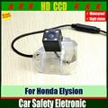 CCD car rear view camera night vision rearview reversing backup auto parking camera for Honda Elysion