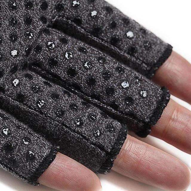 Magnetic Anti Arthritis Health Compression Therapy Gloves Rheumatoid Hand Pain Wrist Rest Sport Safety Glove 5