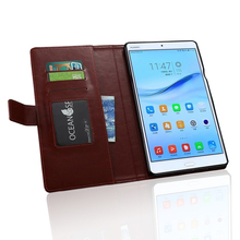 For Huawei MediaPad M3 BTV-W09 BTV-DL09 8.4 inch Tablet Accessory Case Cover,Original Wallet Card Stand Leather Protective Case