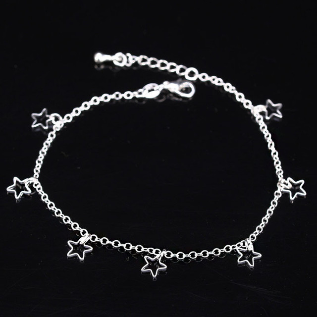 Chain Anklet Foot Jewelry9