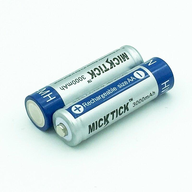Baterias Recarregáveis qualidade bateria recarregável aa 3000 Definir o Tipo DE : Apenas Baterias
