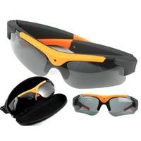 New HD 1080P Sunglasses Camera Digital Audio Video Mini DVR Sunglasses Smart Glasses With Camera Mini