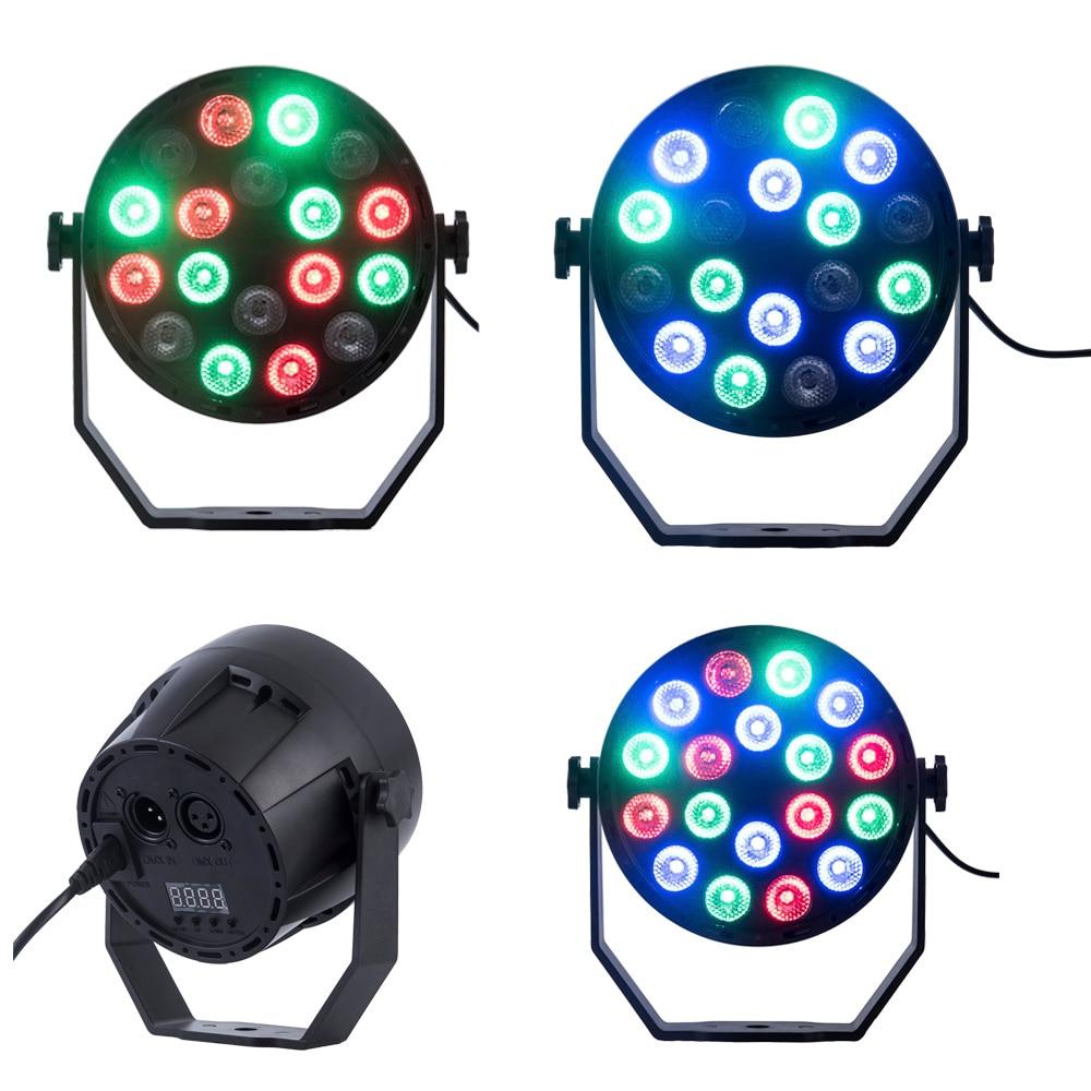 RGB Led Christmas Lights Par Spot Light Waterproof Decorations Outdoor LED Light For Landscape Garden Holiday Party Lighting