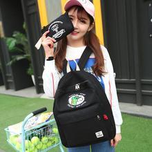 Рюкзак женский женщины кошелек подростковые школьные сумки для девочек и мальчиков рюкзаки 2 шт./компл. плечо студент дизайнер путешествия Bolsa feminina 2017