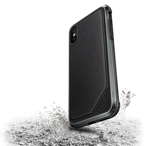 Image 2 - X ドリア防衛ルクス電話ケース iphone XS × ミリタリーグレードテストアルマイトアルミ保護ケースカバー iphone ×