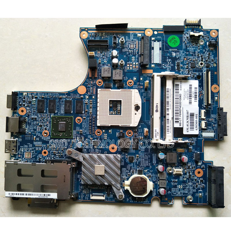 for HP ProBook 4520S 4720s motherboard 633551-001 Laptop motherboard for Intel Non-Integrated 100% working free shipping 598667 001 for hp probook 4520s 4720s laptop motherboard integrated 100%tested