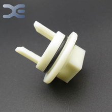 6Per Lot High Quality Plastic Gear Sleeve Connector Piece Cog Meat Grinder Spare Part Adapted For Bosch New Unused Free Shipping