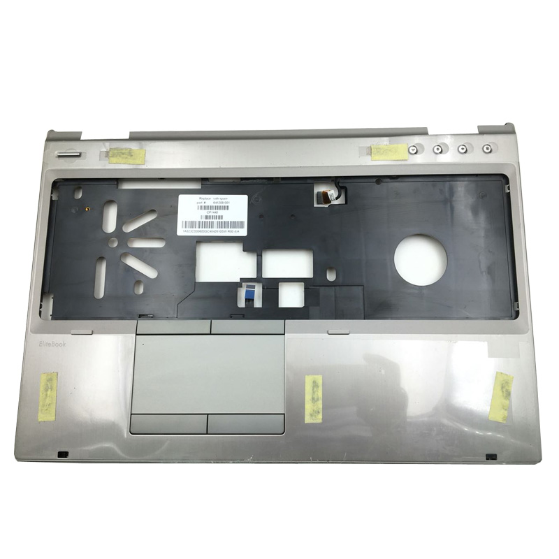 Free Shipping 1PC Original New Laptop Shell Cover C Palmrest For HP 8560P 8570P 641207 001