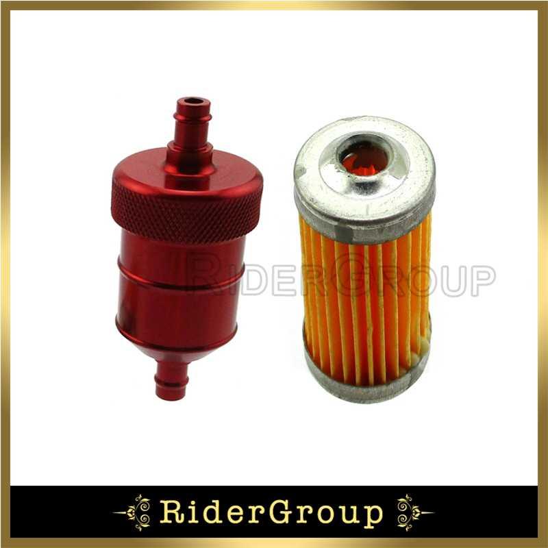 Fuel Filter Element For Motorcycle KTM SSR Dirt Pit Bike CRF50 KLX110 TTR125