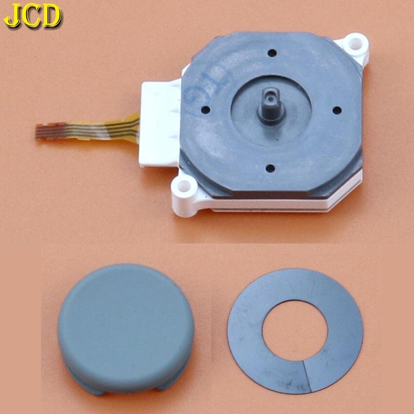 JCD 1 шт. для NAND 3DS 3DS XL LL части аналоговый контроллер Джойстик 3D кнопка для 3DS джойстик костюм джойстик прокладка