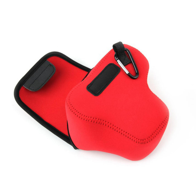Sac de caméra souple en néoprène portable pour leica Q typ116 leica Q2 pochette de boîtier intérieur housse de protection multifonctionnelle