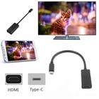 Type-C To HDMI HDTV ...