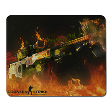 Flame background Cs Go mouse pad large pad to mouse notbook computer mousepad counter-strike game padmouse laptop gamer play mat