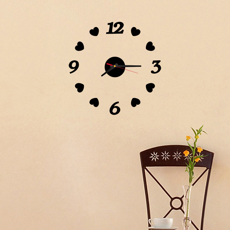 2017 top fashion diy stickers modern design furniture sticker 3d home decor  acrylic mirror red clocks. Online Get Cheap 3d Furniture Design  Aliexpress com   Alibaba Group
