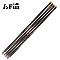 JSFUN 8m 9m 10m 11m 12m 13m Fishing Rod Carbon Fiber Telescopic 75cm Portable Power Hand