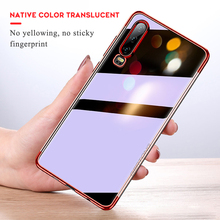 Soft TPU Phone Case For Huawei Y5 Y9 Prime 2019 P Smart Z Honor 20 8X 8C 8S Plating Cover Honor8X Honor20 Fundas