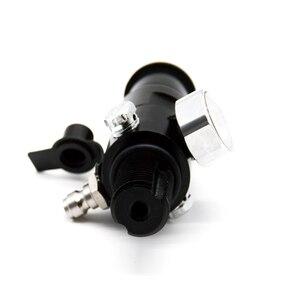 Image 5 - LP Regulador de Baixa Pressão Da Válvula de Paintball PCP 100PSI/150PSI/200PSI/300PSI/400PSI/500PSI/600PSI/700PSI/800PSI